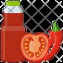 Homemade Ketchup Icon