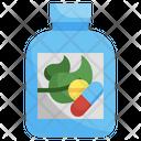 Homeopathy Bowl Herbs Icon