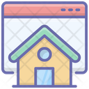 Homepage Home Symbol Homepage Software Icon