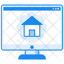 Homepage Webpage Website Icon