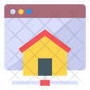 Home Network Mainpage Homepage Icon
