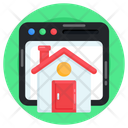 Home Webpage Home Website Homepage Icon