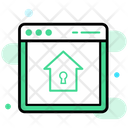 Homepage Security Icon