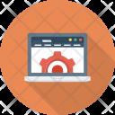 Homesetting Webhome Weboptions Icon