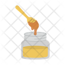 Honey Sweet Dipper Icon
