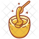 Honey Sweet Food Icon