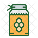 Honey Honey Bottle Food Icon