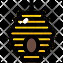 Honey Bee Bee Hive Icon