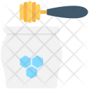 Honey Jar Beeswax Icon