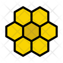 Honey Beekeeping Sweet Icon