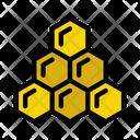 Honey Beehive Bee Icon