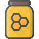 Honey Jar Food Icon