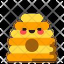 Honey Bee Beekeeping Icon
