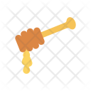 Honey Bee Dipper Icon