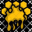 Honey Sweet Yellow Icon