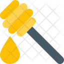 Honey Dipper Food Icon