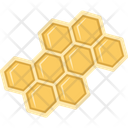 Honey Beeswax Sweet Food Icon