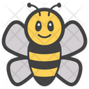 Honey Bee Emoji Icon