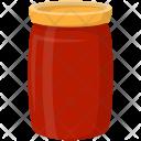 Honey Jar Bottle Icon
