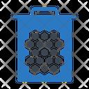 Beekeeping Pollen Collector Icon