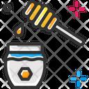 Honey Dip Icon