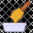 Edible Honey Honey Dish Icon