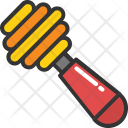 Honey Dipper Spoon Icon