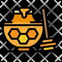 Honey Dipper Icon