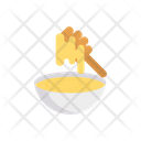 Honey Bowl Dipper Icon