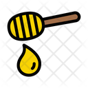Dipper Comb Honey Icon