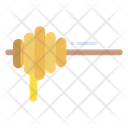 Honey Dipper Honey Dip Honey Stick Icon