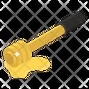 Honey Drip Icon