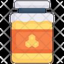 Honey in jar Icon