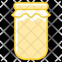 Honey Jar Kitchenware Icon