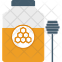 Honey Honey Dipper Jar Icon