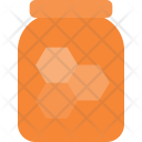Honey Jar Eat Icon