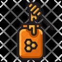 Honey Cubes Sugar Icon