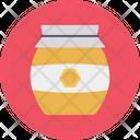 Honey Jar Food Icon