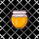 Jar Sweets Delicious Icon