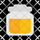 Honey Food Jar Icon
