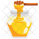 Honey Jar Icon