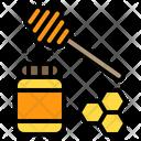 Honey Farm Farming Icon