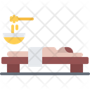 Honey Massage Towel Icon