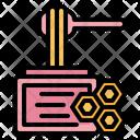 Honey Wax Icon