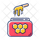 Honey Waxing Icon