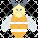 Beem Honeybee Apis Icon