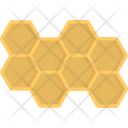 Honeycomb Beehive Beeswax Icon