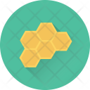 Honeycomb Honey Food Icon
