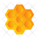 Honey Bee Hive Icon