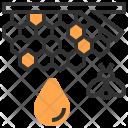 Honeycomb Honey Wax Icon